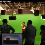 Backstage çekimi vs Kamera arkası çekimi