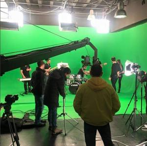 kiralık greenbox stüdyo ve ekipman